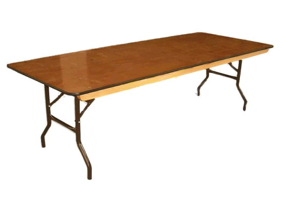 Where to find TABLE 8FT in Howell