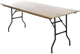 Where to find TABLE 6FT in Howell