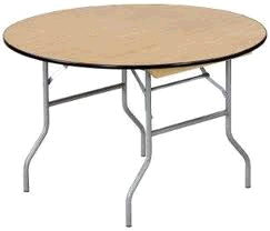 Where to find TABLE 4 FT ROUND in Howell