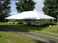 Rental store for TENT, FRAME 30 X 40 in Howell MI