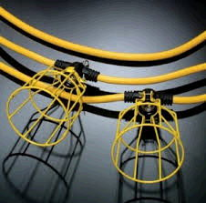 Where to find YELLOW WIRE 10 LIGHT in Howell
