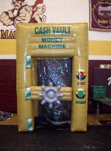 Where to find CASH CUBE, MONEY VAULT in Howell
