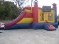 Rental store for MOONWALK, SPORT W  SLIDE in Howell MI