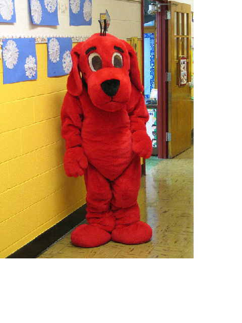 Where to find BIG RED DOG in Howell