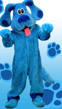 Where to find BLUE DOG, FULL HEAD, MASCOT in Howell