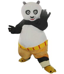 Where to find PANDA, KARATE STYLE, MASCOT in Howell